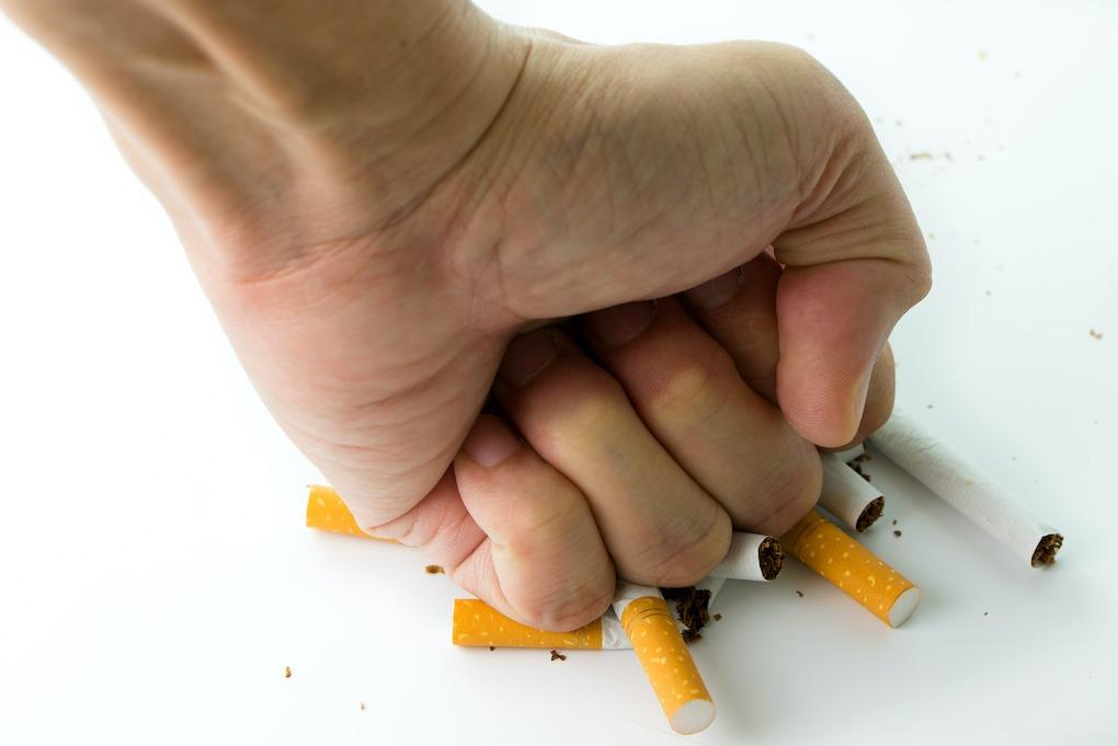 dejar de fumar con acupuntura barcelona